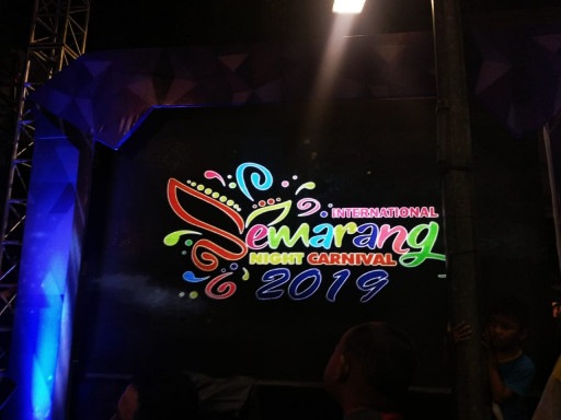 International Semarang Night Carnival (ISNC) yang ke-9